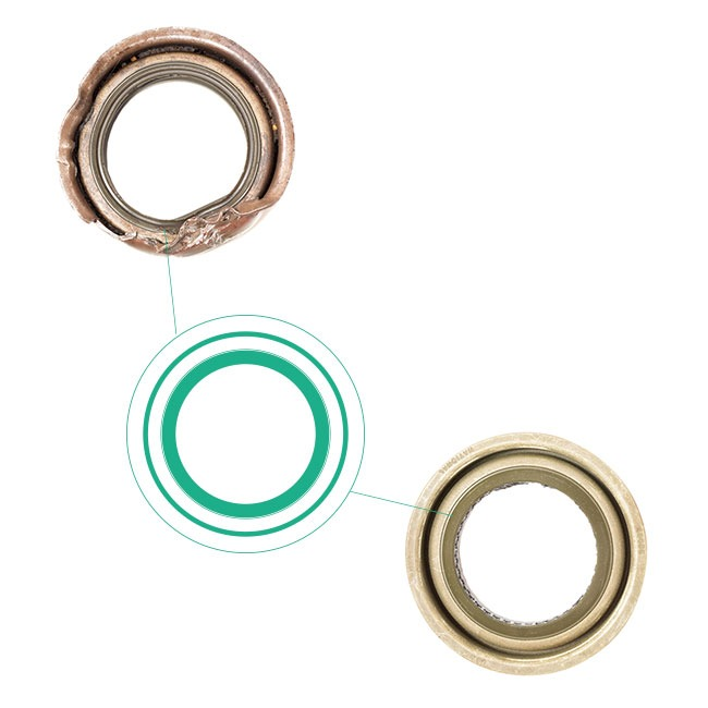 With our re-engineering services, we'll manufacture new replacement gaskets to you, based on your old ones. No drawings required.