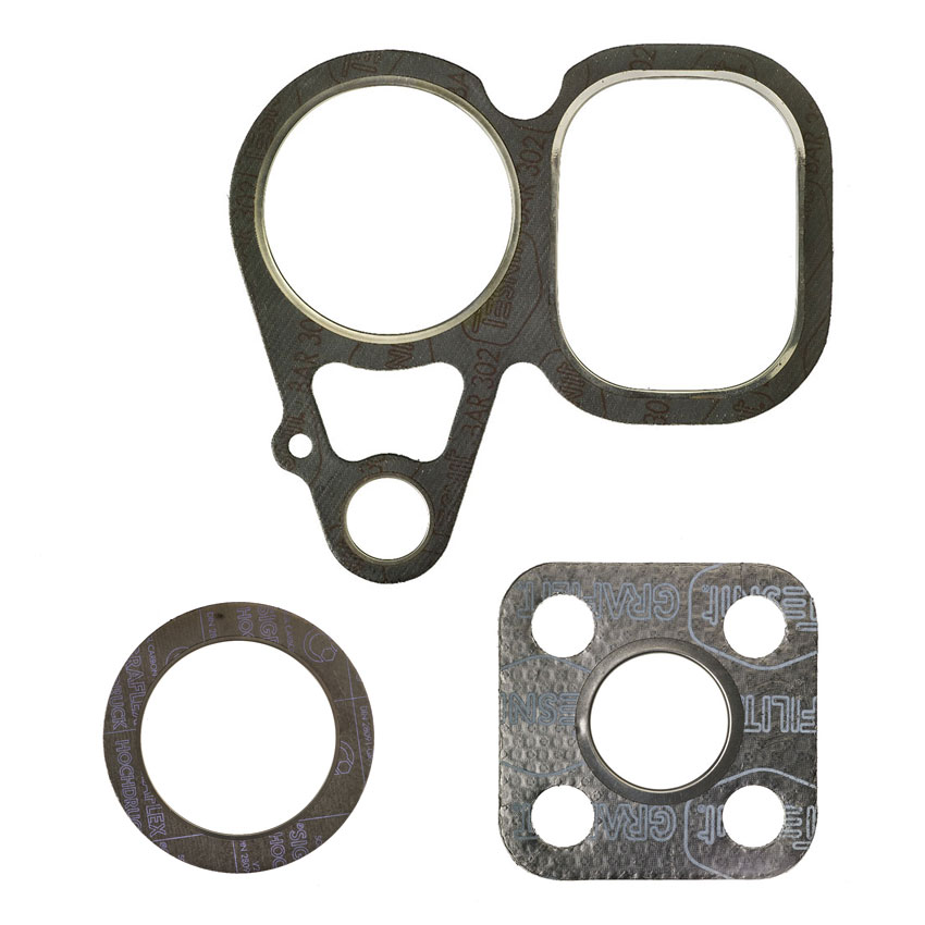 Gaskets With Metal Eyelets