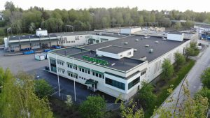 TT Gaskets Headquarters - Tampere, Finland