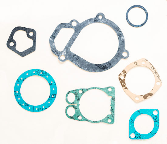 We can make gaskets in all shapes and sizes. Contact us for more info.