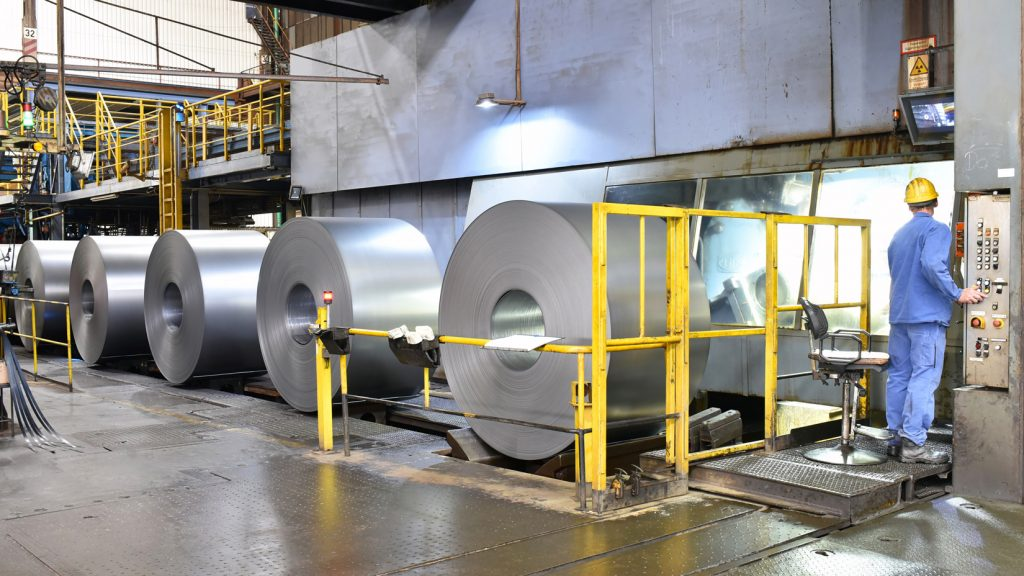 We help our customers in the metal industry with our sealing solutions.