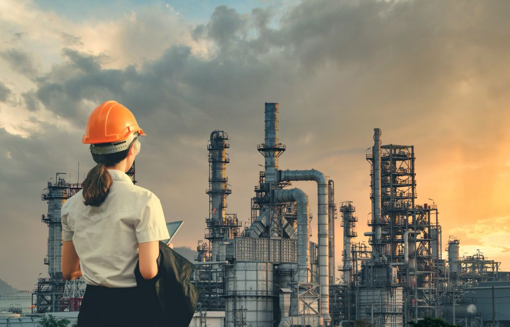 Gaskets and other solutions for the Chemical and petrochemical industry.