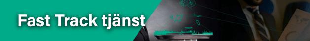 Med vår Fast Track-tjänst kan du få vissa produkter tillverkade och levererade inom 24 timmar från orderbekräftelse.