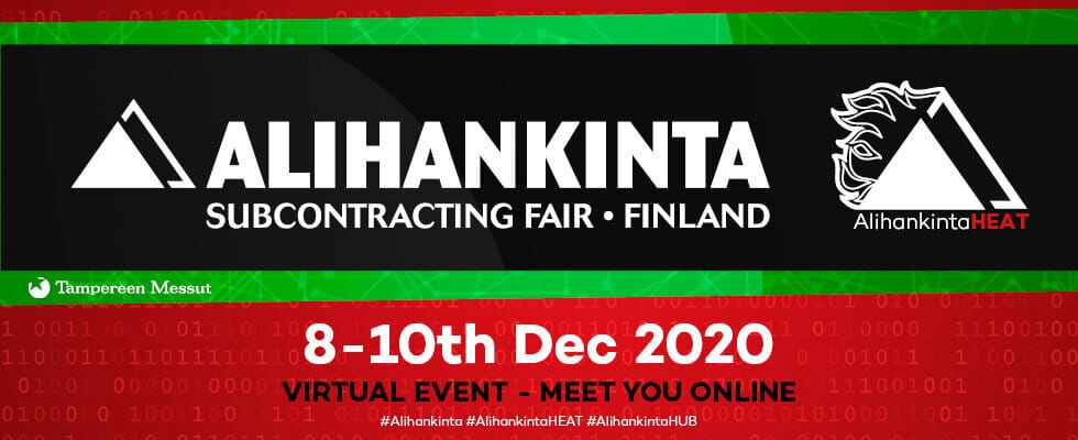 Alihankinta Virtual - Subcontracting Fair