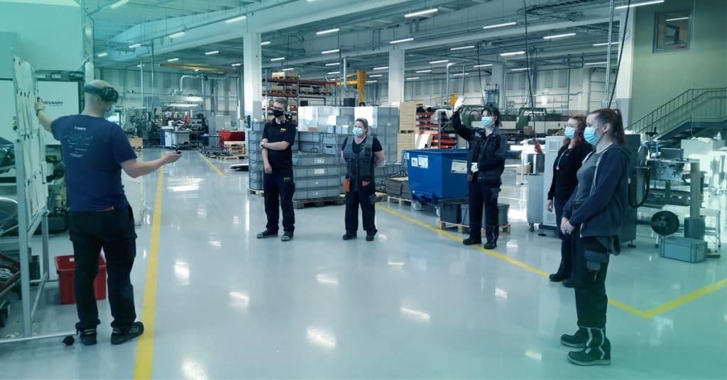 TT Gaskets factory